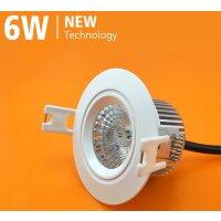 LED Downlight SPOT, 6W, Samsung COB, kein Netzteil...