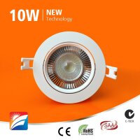 LED-Downlight, 10W, 230AC, 60°, dm 109mm, cut-out...