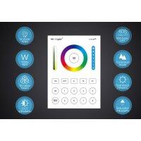 8-Zonen Smart Panel RGB+CCT, Batterie